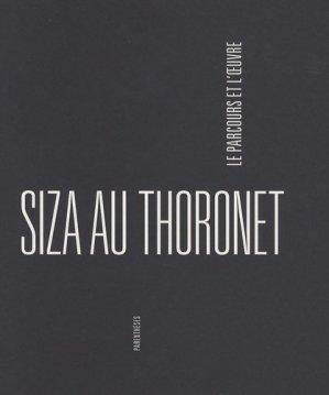 Siza au Thoronet - parentheses - 9782863641828 -