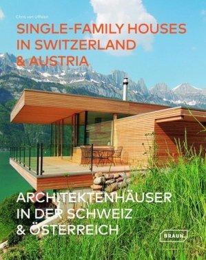 Single-Family Houses in Switzerland & Austria - braun - 9783037682654 -