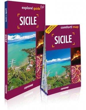 Sicile. Guide + carte 1/450 000 - Express Map - 9788380467545 -