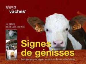 Signes de génisses - roodbont - 9789075280876 -
