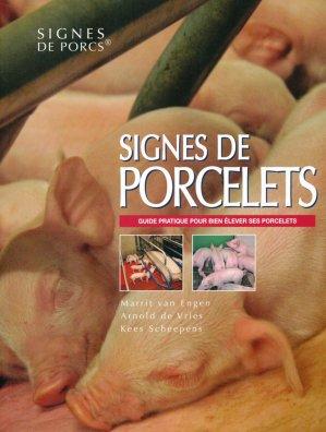 Signes de porcelets - roodbont - 9789087400873 -