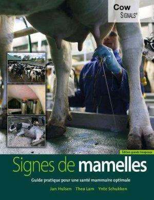 Signes de mamelles - Edition grands troupeaux - roodbont - 9789087401405 -