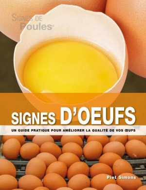 Signes d'oeufs - roodbont - 9789087403201 -