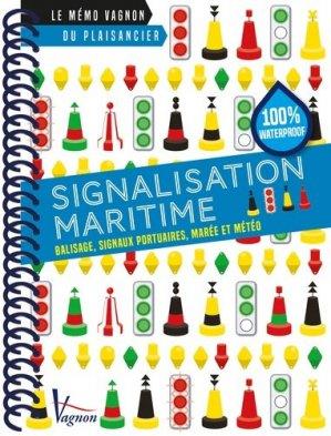Signalisation maritime - vagnon - 9791027100613 -