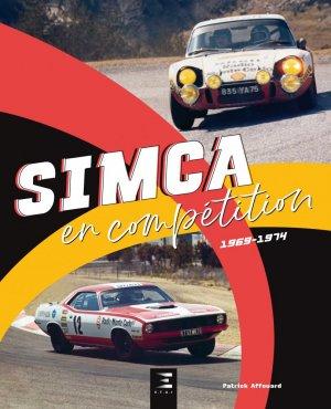 Simca en competition (1969-1974) - etai - editions techniques pour l'automobile et l'industrie - 9791028304300 -