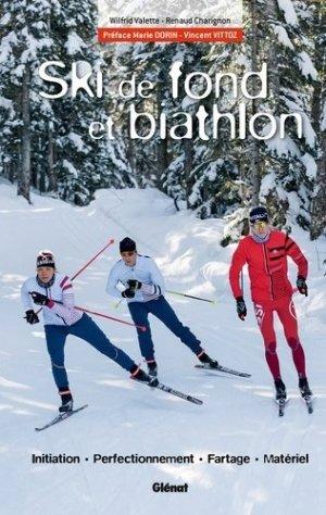 Ski de fond et biathlon - glenat - 9782344009482