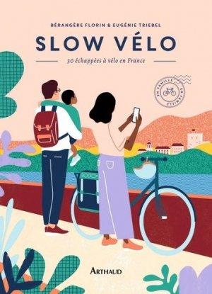 Slow velo - flammarion - 9782080243010 -