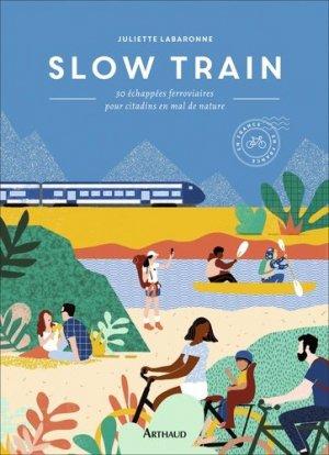 Slow Train - Flammarion - 9782081442931 -