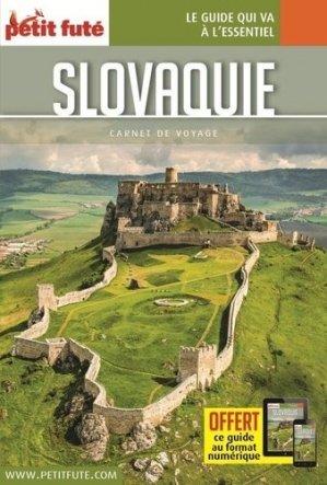 Petit Futé Slovaquie 2020 - nouvelles éditions de l'université petit futé - 9782305041933 -