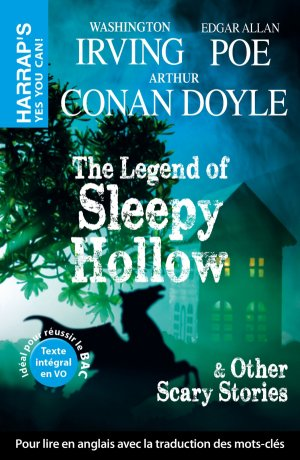Sleepy Hollow and other scary stories - Harrap's - 9782818706923 -