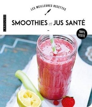 Smoothies et Jus Santé - larousse - 9782035969569 -