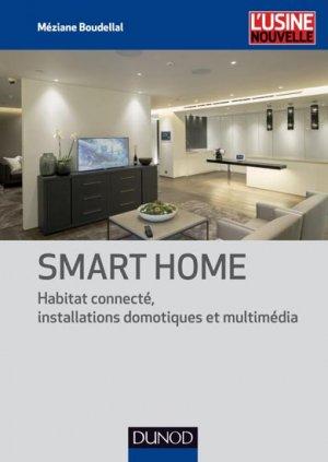 Smart Home - dunod - 9782100703739 -