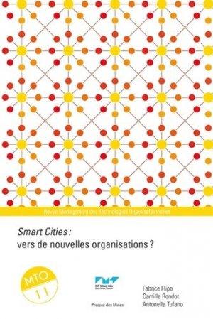 Smart cities : vers de nouvelles organisations ? - ecole des mines - 9782356716231 -