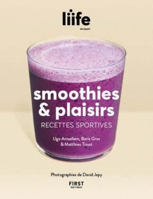 Smoothies du sportif - First - 9782412056363 -