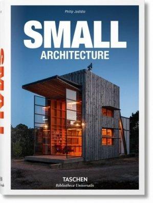 Small architecture - taschen - 9783836547901 -