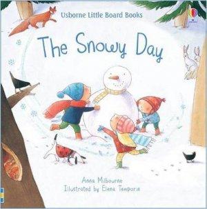 Snowy Day - usborne - 9781474971522 -