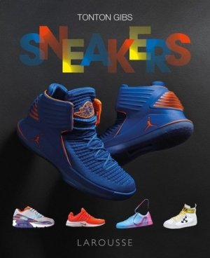 Sneakers - Larousse - 9782035992901 -