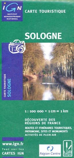 Sologne - ign - 3282118310128 -