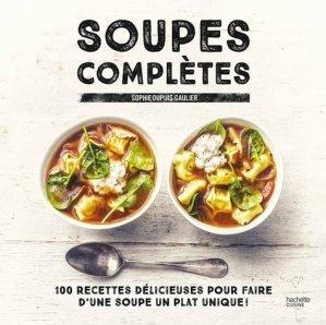 Soupes complètes - Hachette - 9782011775955 -