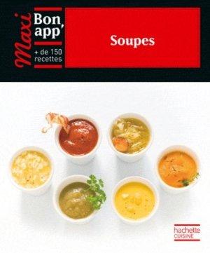 Soupes - Hachette - 9782012304321 -