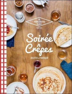 Soirée Crêpes - Hachette - 9782012310223 -