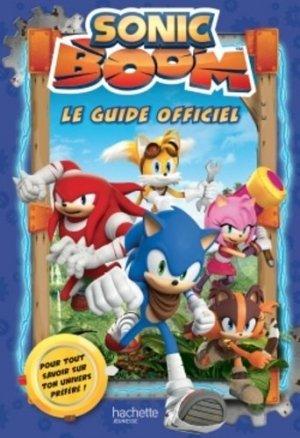 Sonic Boom - Hachette Jeunesse - 9782013991100 -