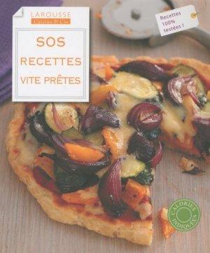 SOS recettes vite prêtes - Larousse - 9782035849717 -