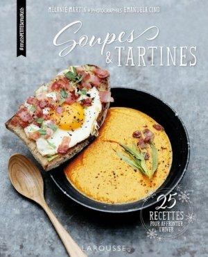 Soupes & tartines - Larousse - 9782035949509 -
