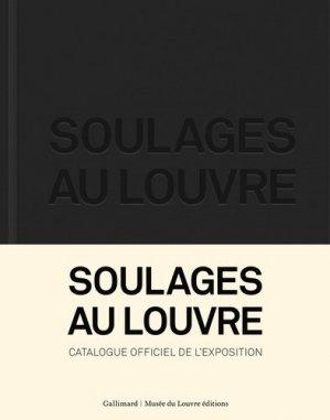 Soulages au Louvre - gallimard editions - 9782072897146 -