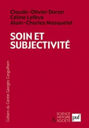 Soin et subjectivité - puf - presses universitaires de france - 9782130577225 -