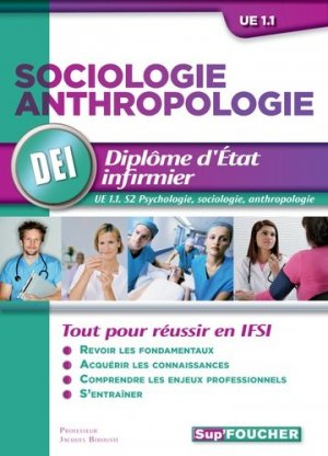 Sociologie Anthropologie - foucher - 9782216118526 -