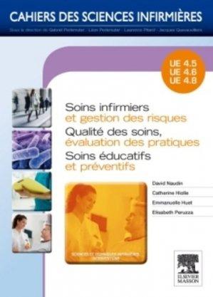 Soins infirmiers et gestion des risques - elsevier / masson - 9782294713873 -