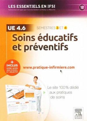 Soins éducatifs et préventifs - elsevier / masson - 9782294746406