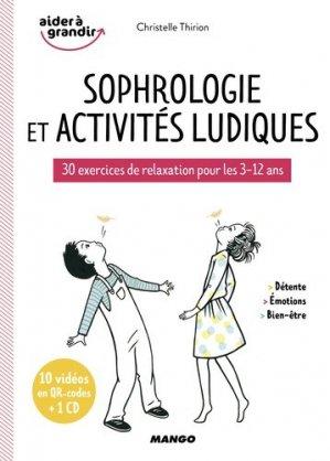 Sophrologie et activités ludiques - mango - 9782317024467 -