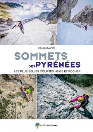 Sommets des Pyrénées - rando - 9782344034002