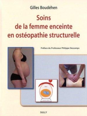 Soins de la femme enceinte en ostéopathie structurelle - sully - 9782354322083 -
