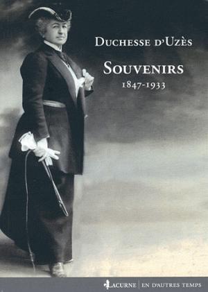 Souvenirs - lacurne - 9782356030016 -