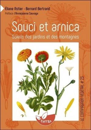 Souci et arnica - de terran - 9782359811407 -