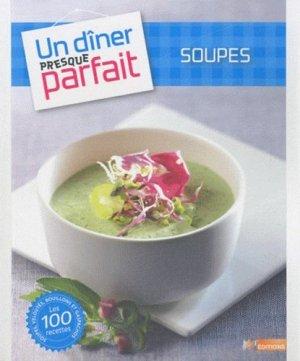 Soupes - m6  - 9782359850376 -