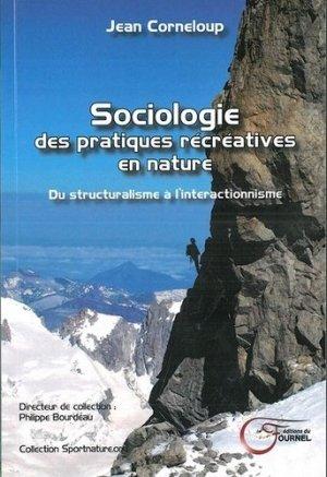 Sociologie des pratiques recréatives en nature - du fournel - 9782361420956 -
