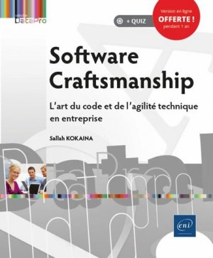 Software Craftsmanship - eni - 9782409021534 -