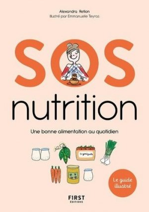 SOS nutrition - First - 9782412055694 -