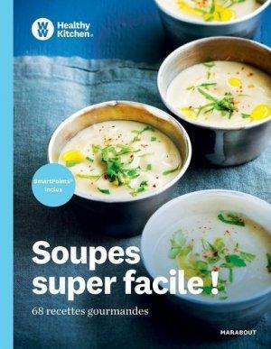 Soupes super facile ! - marabout - 9782501139151 -
