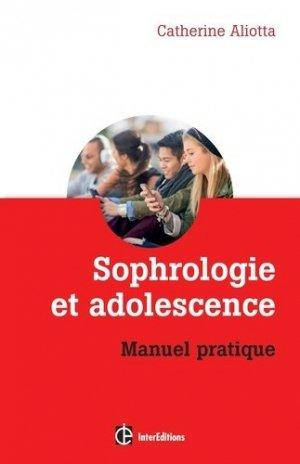 Sophrologie et adolescence - intereditions - 9782729616779