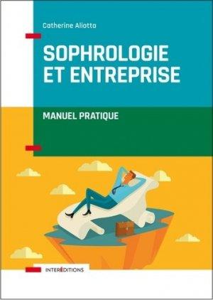Sophrologie et entreprise - intereditions - 9782729619367