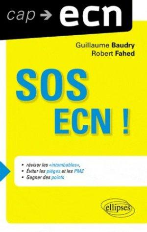 SOS ECN ! - ellipses - 9782729872441 -