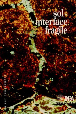 Sol : interface fragile - inra  - 9782738007865 -