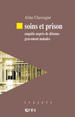Soins et prison - erès - 9782749265100