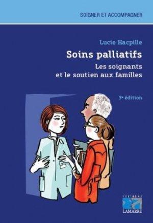 Soins palliatifs - lamarre - 9782757309926 -