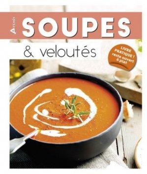 Soupes & veloutés - artemis - 9782816012743 -